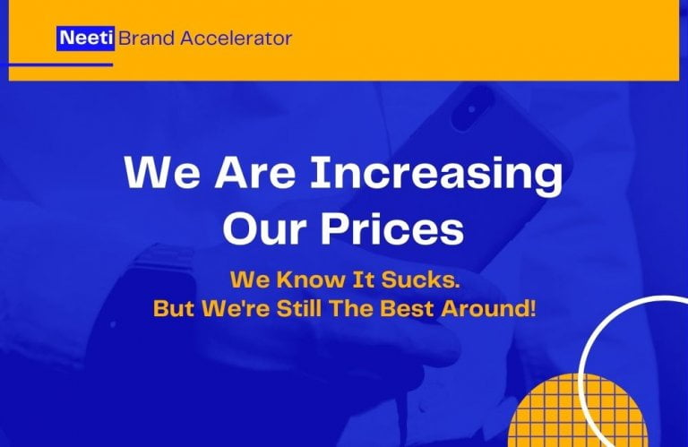 10 Smart Tips To Increase Your Prices Without Losing Customers